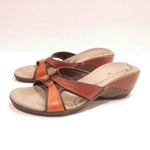 Merrell Dewberry Wedge Sandals Size 8